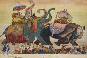 Auction breaks world records for art masters Paritosh Sen, HA Gade