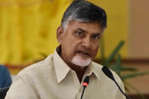 Andhra police targeting TDP cadre, alleges Chandrababu Naidu