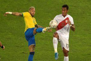 Brazil beat Peru 1-0 to advance to Copa America final