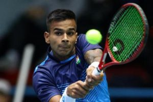 Nagal records India's first tennis singles win since 1996