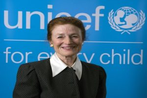 Unicef chief decides to resign over 'family health issue': UN