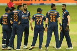 Three Indian players stay back in SL after testing Covid+