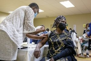 South Africa's vaccine drive may be too late for surge