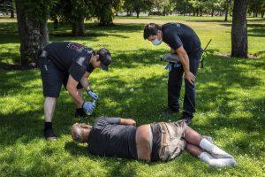 Hundreds in US, Canada believed dead in heat wave