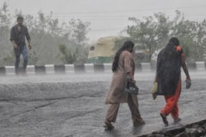 IMD sounds yellow warning in nine districts: Heavy to very heavy rain forecast in next 24 hours
