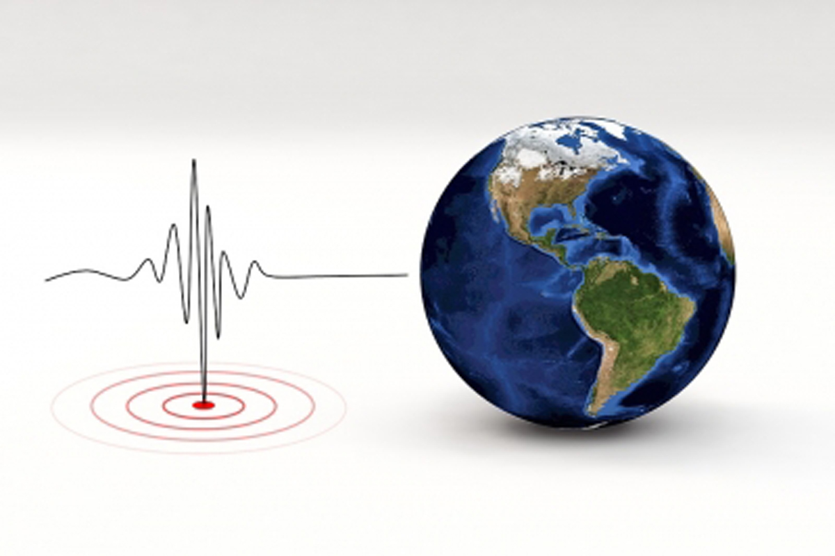 moderate earthquake, Richter scale, National Center for Seismology, Hyderabad
