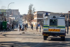 Indian-origin residents in S.Africa arm to defend themselves