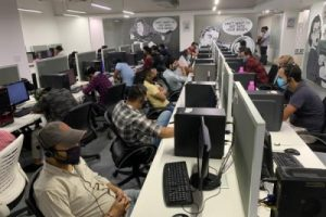 Fake call centre busted in Gurugram, 2 arrested