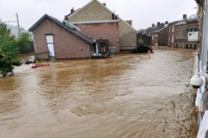 Belgium declares national day of mourning for flood victims