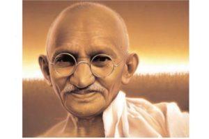 Gandhi's Path