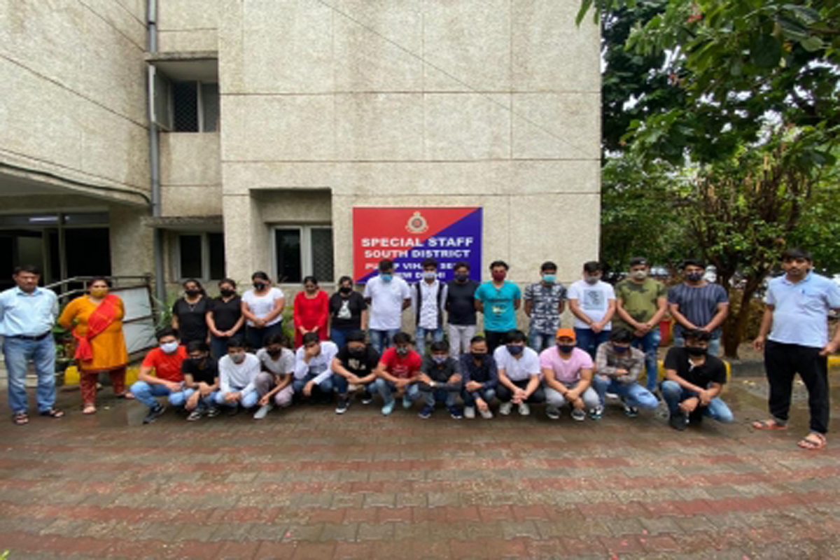 Fake Call Centre, US Citizens Duped, Fake Amazon Service Providers, Delhi Police, Fraud