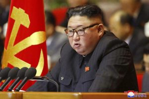 Kim vows to boost China ties amidst pandemic hardship
