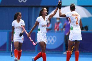 Olympics hockey: Indian women beat Ireland 1-0