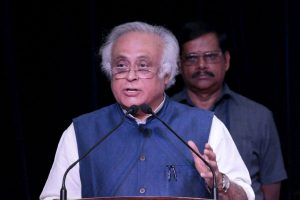 GOI's disagreement with Opp. demands disrupting Parl. session : Jairam