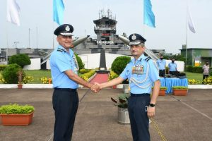 Expert fighter jet trainer appointed chief of Kalaikunda airbase