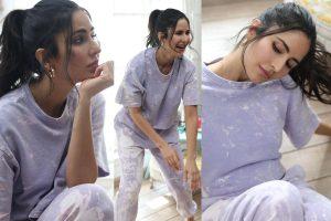 Katrina Kaif's 'moods', captured on a Saturday