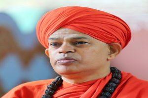 Karnataka Lingayat seer praises BJP for ending political instability