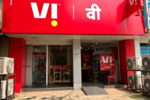 VI shares dip as SC dismisses plea on correction of AGR calculation