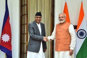 PM Modi assures Covid-19 vax supply to Nepal