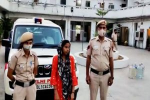 Woman strangulates her eleven-month-old ailing son