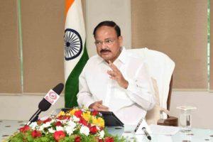 Vice President inaugurates World Universities Summit, calls upon India to be 'Vishwaguru' in Education