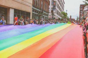 Pride parade taken out in Patna
