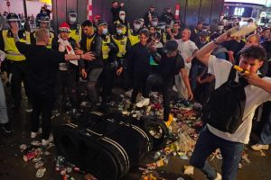 Uefa opens disciplinary proceedings against Eng after Euro final