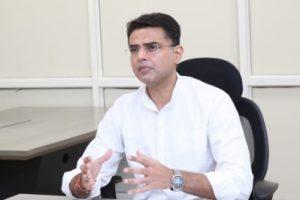 Maken's retweet backing Sidhu triggers speculation about Pilot