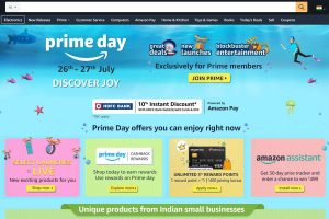 Amazon Prime Day announced. Sale starts July 26, see details