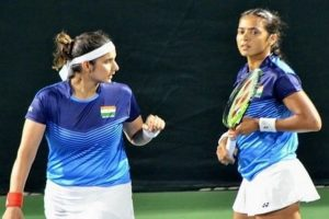 Olympics tennis: Sania-Ankita knocked out in the first round