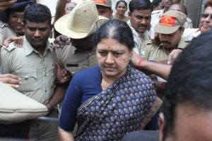 Sasikala continues to interact with AIADMK cadres, functionaries