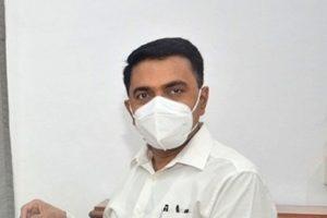 Goa rain: CM inspects damage in low lying areas