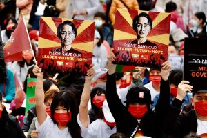 Myanmar's military junta releases 2,200 prisoners
