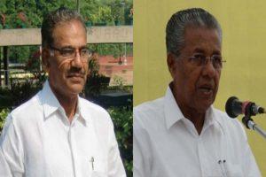 Vijayan to decide on minister Saseendran's fate