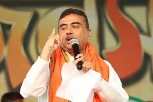 Suvendu Adhikari booked for call details access claims
