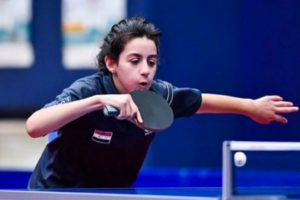 Syrian 12-year-old Hend youngest athlete at Tokyo Olympics