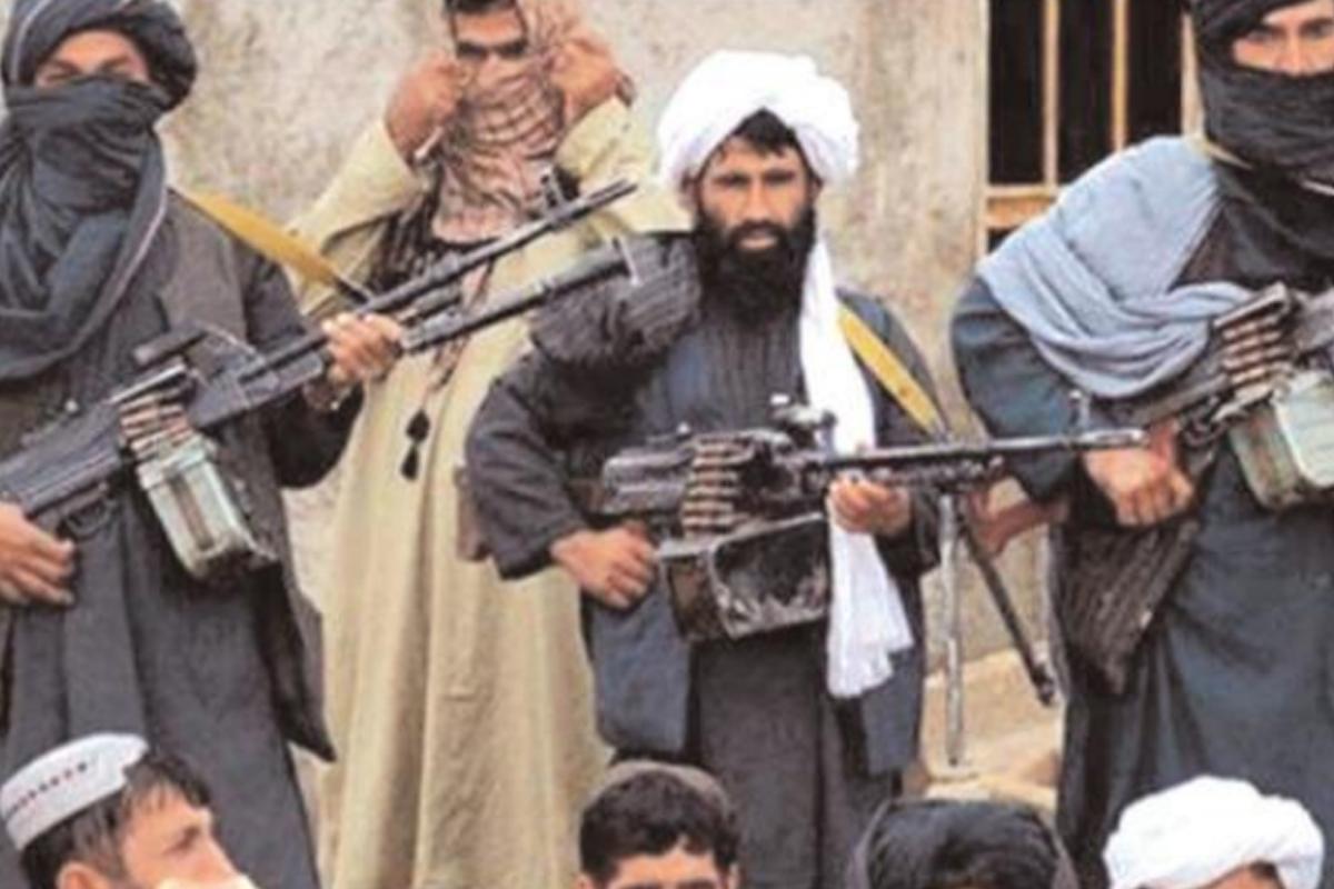 India, Taliban, Taliban forces