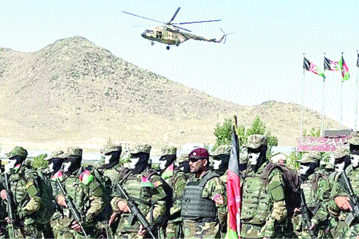 Taliban, United States withdraws, Afghanistan, civil war, George Bush, Pakistani army