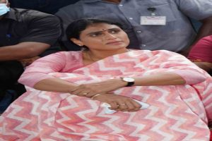 Sharmila goes on fast, demands jobs for unemployed