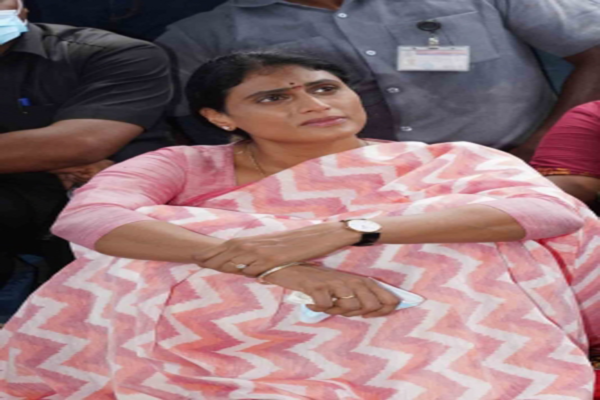 YSR Party, Jobs For Unemployed, Y.S. Jagan Mohan Reddy, Y.S. Sharmila, Protest, Telangana,