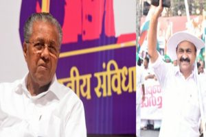 Cong flays vindictive stand against Kerala govt female official