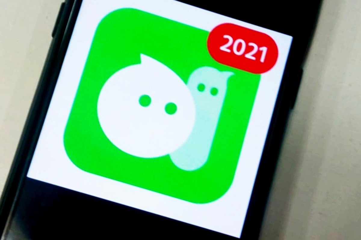 WeChat, China, Tencent, Weixin