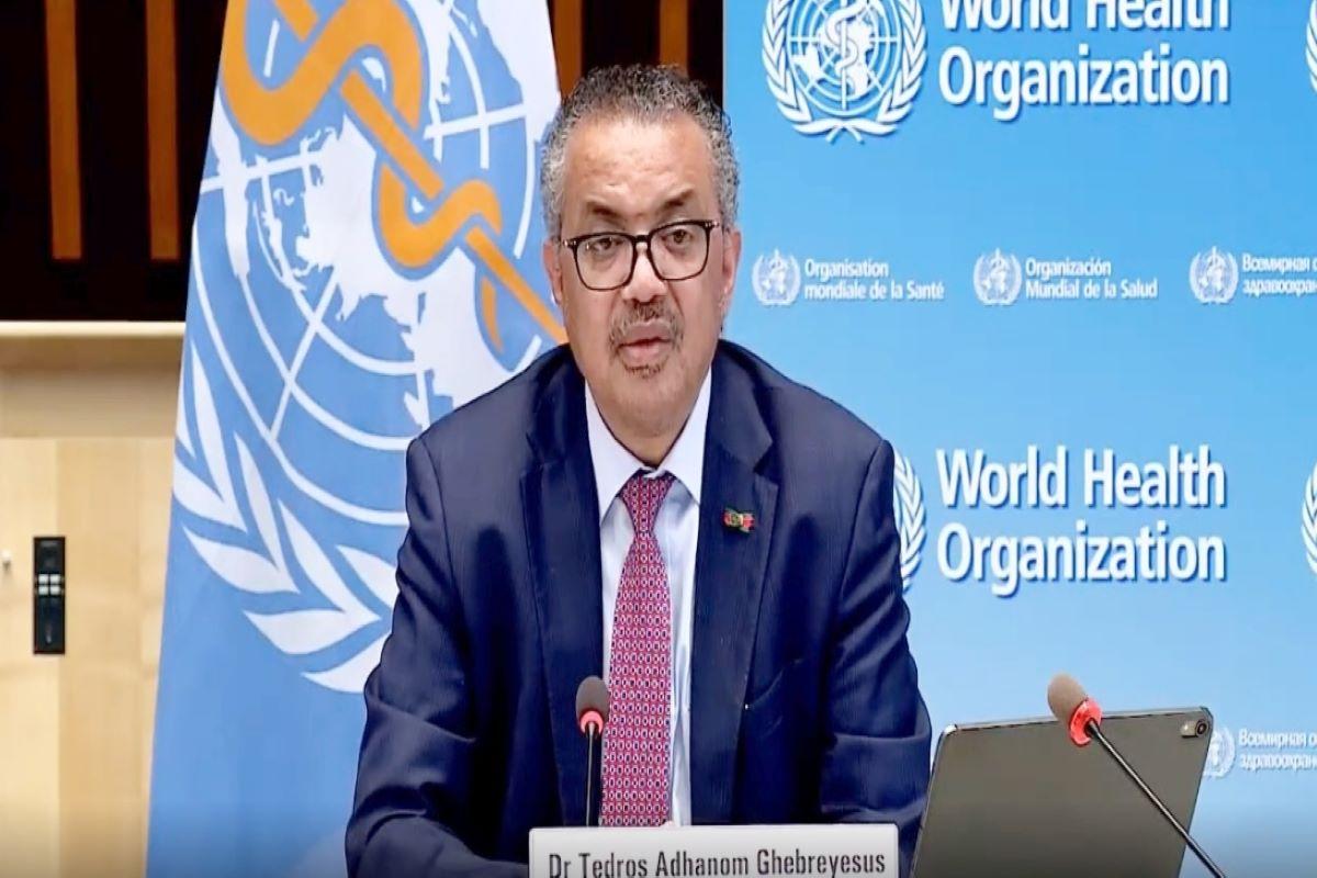 COVID 19, WHO Director-General, World Health Organization, Tedros Adhanom Ghebreyesus