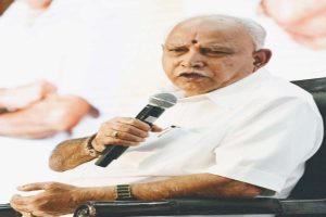 Yediyurappa says Delhi visit to get 'clearances' for pending projects