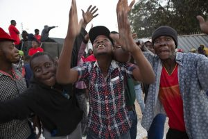 Zambia opposition leader wins landslide in presidential polls