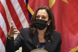 Harris emphasizing human and worker rights in Vietnam