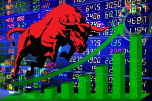 New Highs: Sensex up 500 points, Nifty crosses 16,800
