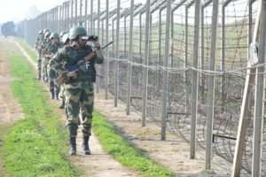 Flying object repulsed by BSF at Indo-Pak border in Jammu