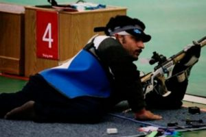 Include shooter as addl participant in Tokyo Paralympics: SC