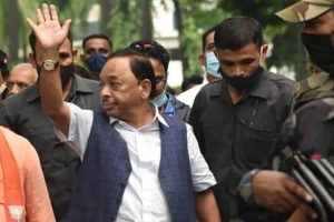 Court warns Union minister Rane, says arrest 'justified'